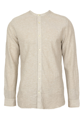 Camasa Only and Sons Marshal Light Beige