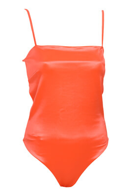 Body Bershka Anya Orange