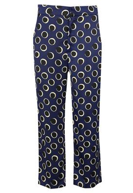 Pantaloni ZARA Whitney Dark Blue