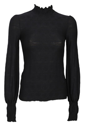 Bluza Stradivarius Stephany Black