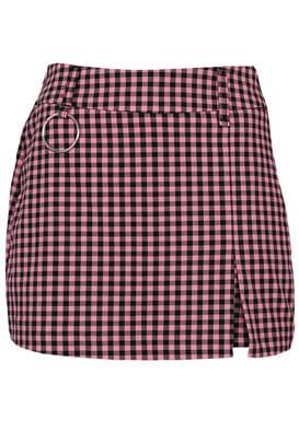 Pantaloni scurti Bershka Dasia Pink