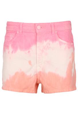 Pantaloni scurti Bershka Summer Light Pink