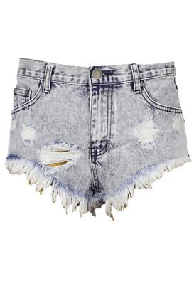 Pantaloni scurti Glamorous Kara Light Blue