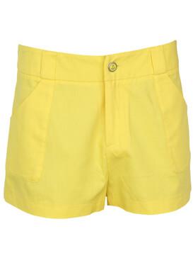 Pantaloni scurti Cache Cache Vanessa Yellow