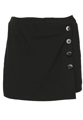 Pantaloni scurti Bershka Victoria Black