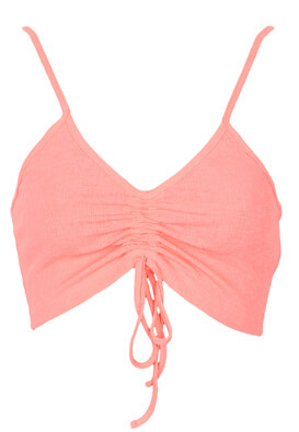 Top Bershka Hanna Light Pink