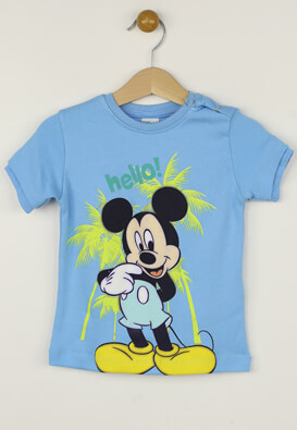 Tricou Disney Michael Light Blue