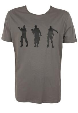 Tricou Fortnite Freddy Dark Grey