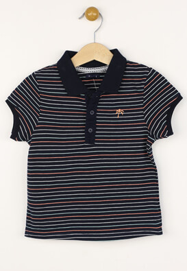 Tricou polo Kiabi Isaac Dark Blue