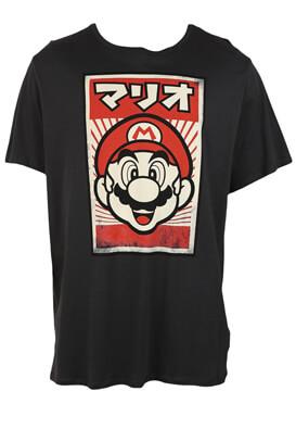 Tricou Kiabi Mario Black