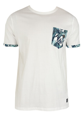 Tricou Ebound Victor White
