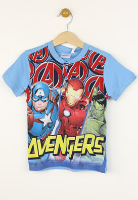 Tricou Marvel Avengers Colors