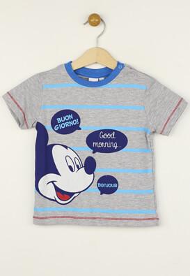 Tricou Disney Elias Grey