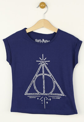 Tricou Kiabi Potter Dark Blue