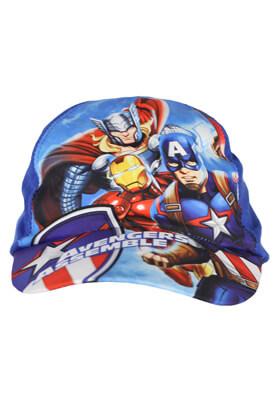 Sapca Marvel Avengers Blue