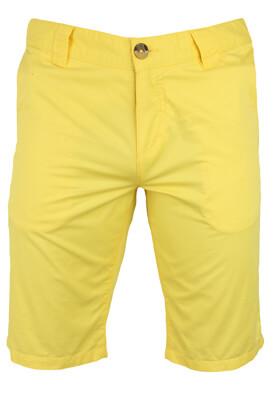 Pantaloni scurti Kiabi Luigi Yellow