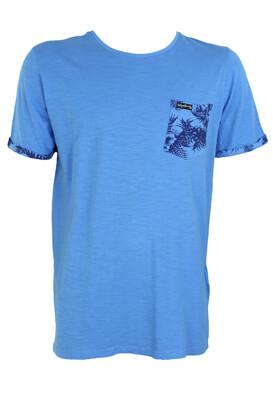 Tricou Tokyo Laundry Hugo Blue