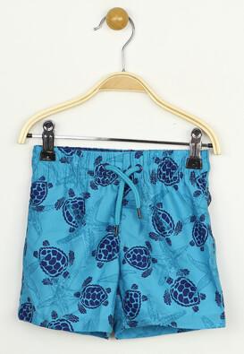 Pantaloni scurti de baie Minoti Isaac Blue