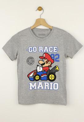 Tricou Kiabi Mario Grey