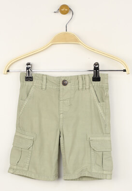 Pantaloni scurti Kiabi London Light Green