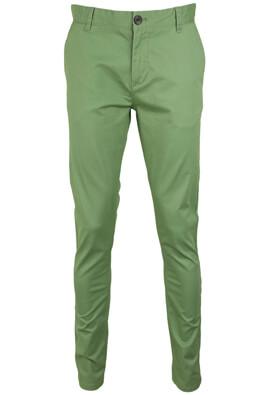 Pantaloni Kiabi Julien Light Green