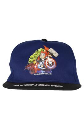 Sapca Marvel Avengers Dark Blue