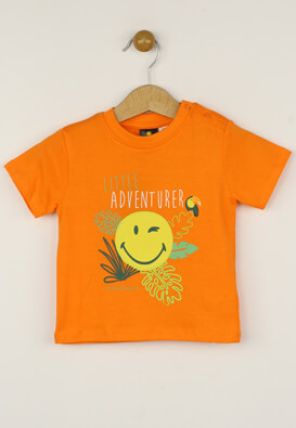Tricou Kiabi Jerry Orange