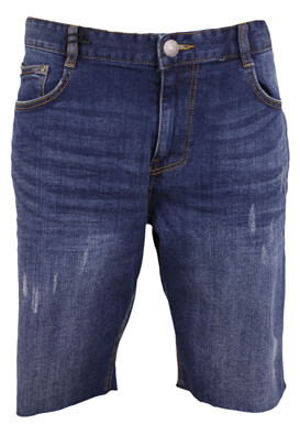 Pantaloni scurti Kiabi London Dark Blue