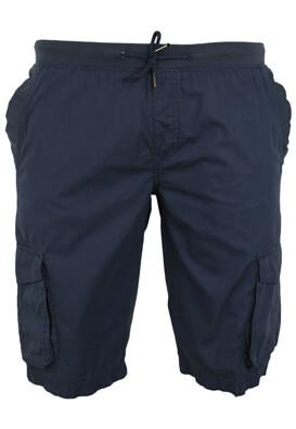 Pantaloni scurti Kiabi Jerry Dark Blue