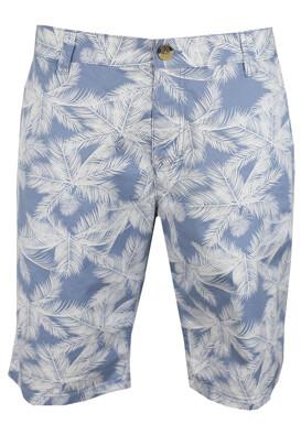 Pantaloni scurti Kiabi Kurt Light Blue