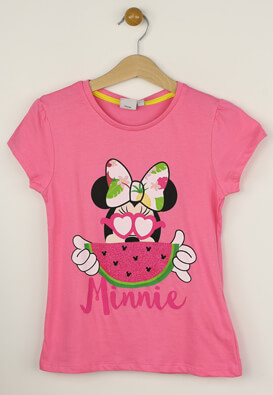 Tricou Disney Minnie Pink