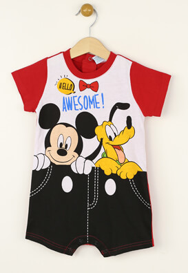 Body Disney Mickey Mouse Colors