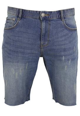 Pantaloni scurti Kiabi Keith Light Blue