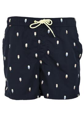 Pantaloni scurti de baie Kiabi Oscar Dark Blue