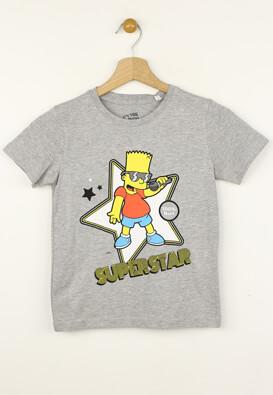 Tricou Kiabi Simpson Grey