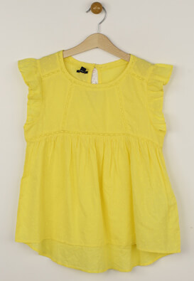 Tricou Kiabi Laura Yellow