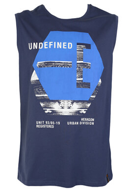 Tricou Ebound Nick Dark Blue