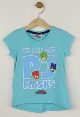 Tricou PJ Masks Bart Light Blue