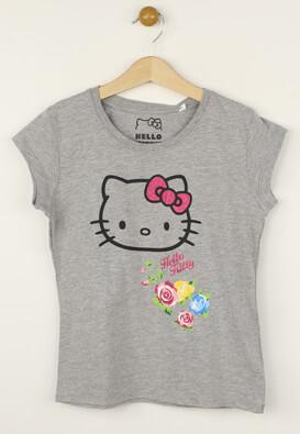 Tricou Kiabi Kitty Grey