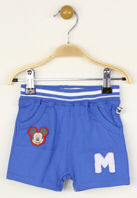 Pantaloni scurti Disney Mickey Mouse Blue