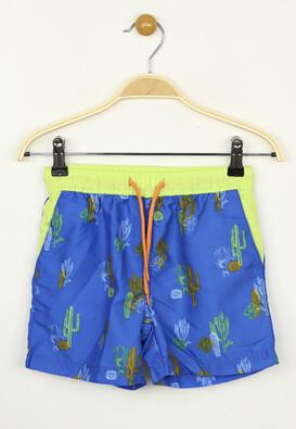 Pantaloni scurti de baie Lemon Beret George Blue