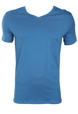 Tricou Kiabi Allan Turquoise