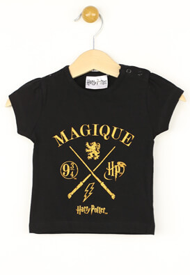 Tricou Kiabi Harry Black