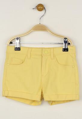Pantaloni scurti Kiabi Edda Yellow