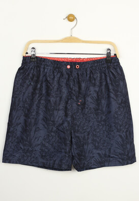 Pantaloni scurti de baie Lemon Beret Luigi Dark Blue