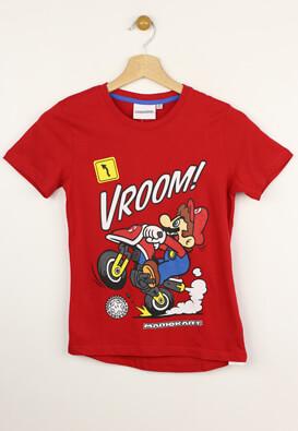 Tricou Kiabi Mario Red