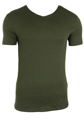 Tricou Kiabi Hugo Dark Green