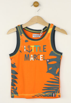 Maieu Little Marcel Leo Orange