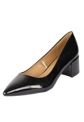 Pantofi Catisa Tasha Black