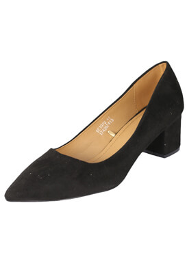Pantofi Catisa Sabrina Black